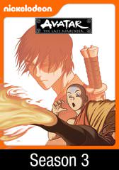 Avatar: The Last Airbender: Book 3 – Fire