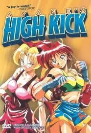 Ayane High Kick
