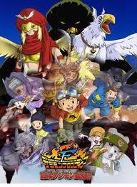 Digimon Movie 7: Island of Lost Digimon