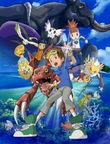 Digimon Tamers: Boukensha-tachi no Tatakai (Dub)