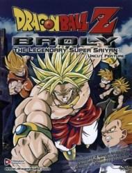 Dragon Ball Z Movie 08: Broly – The Legendary Super Saiyan (Dub)