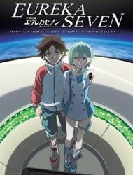 Eureka Seven Movie (Dub)