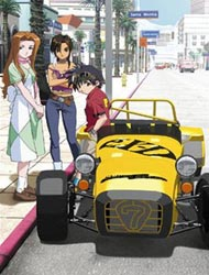 eX-Driver the Movie (Dub)