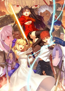 Fate/stay night: Unlimited Blade Works (TV) 2nd Season – Sunny…