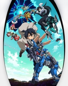 Gundam Build Divers Re:Rise (Dub)