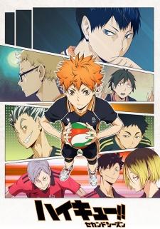 Haikyuu!! Second Season ODA
