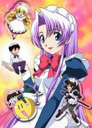 Hanaukyo Maid Team OVA