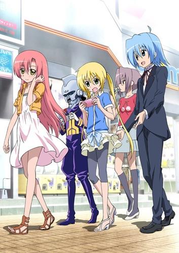 Hayate no Gotoku! Movie: Heaven is a Place on Earth