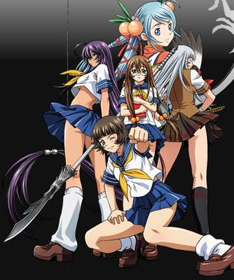 Ikki Tousen: Dragon Destiny OVA