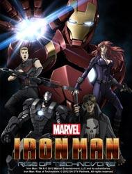 Iron Man: Rise of Technovore (Dub)