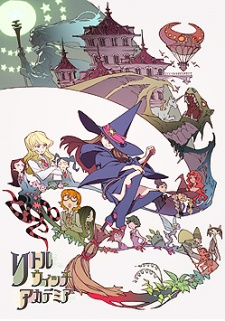 Little Witch Academia (Dub)