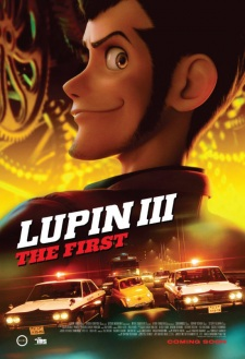 Lupin III: The First (Dub)