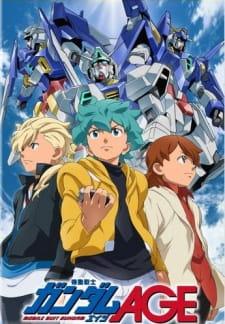 Mobile Suit Gundam AGE (Dub)