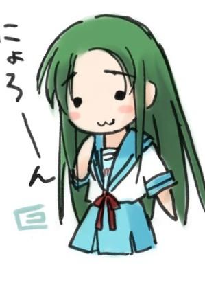 Nyoron Churuya-san
