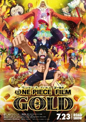 One Piece Film: Gold Episode 0 – 711 ver.