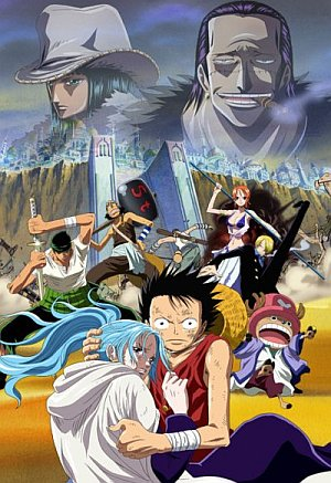 One Piece Movie 8: The Desert Princess and the Pirates