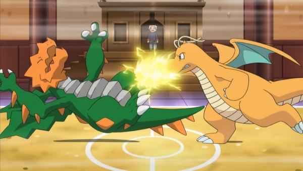 Pokemon Best Wishes! Season 2: Iris vs. Ibuki! Dragon Master e no Michi!!