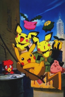 Pokemon XY – Pikachu, What Kind of Keys are These? (Dub)