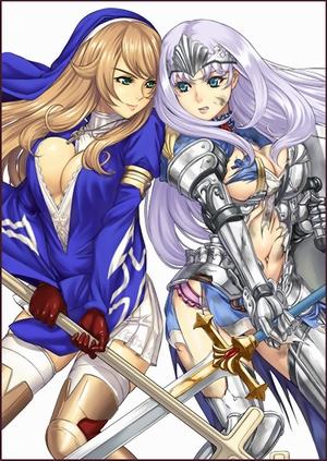 Queen's Blade: Vanquished OVA