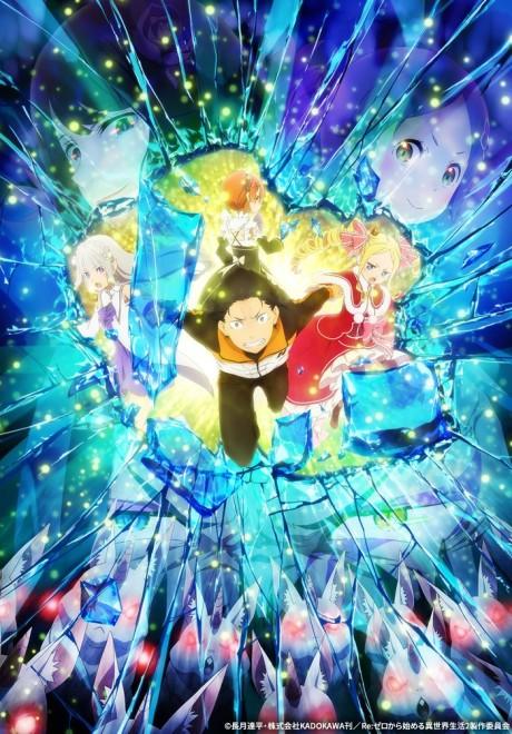 Re:Zero kara Hajimeru Isekai Seikatsu 2nd Season Part 2 (Dub)