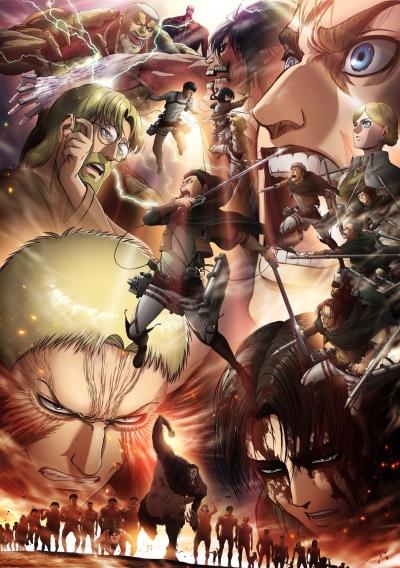 Shingeki no Kyojin Season 3 Part 2 (Dub)