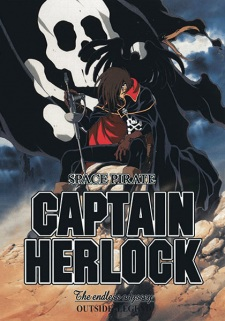 Space Pirate Captain Herlock: Outside Legend – The Endless Odyssey (Dub)