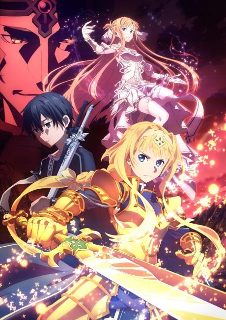 Sword Art Online: Alicization – War of Underworld (Dub)