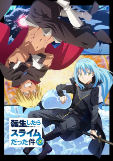 Tensei shitara Slime Datta Ken 2nd Season Part 2 (Dub)