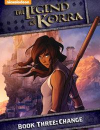 The Legend of Korra Season 3