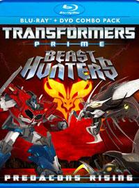 Transformers Prime Beast Hunters: Predacons Rising (Dub)