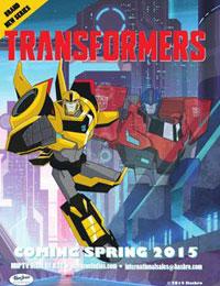 Transformers: Robots in Disguise (2015) Season 1