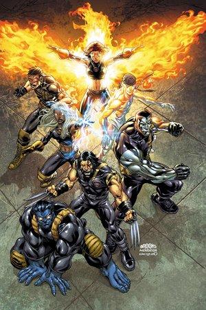 X-Men Anime 2011