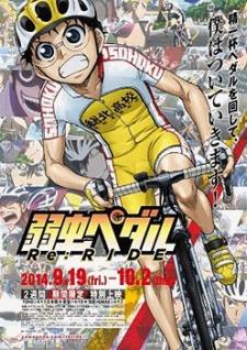 Yowamushi Pedal: Re:RIDE